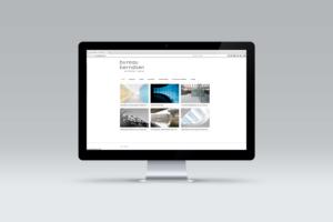 Design en onderhoud van de website voor Bureau Berndsen.