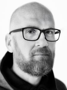 Portret van Andy Schoot gefotografeerd door Anja van Eersel